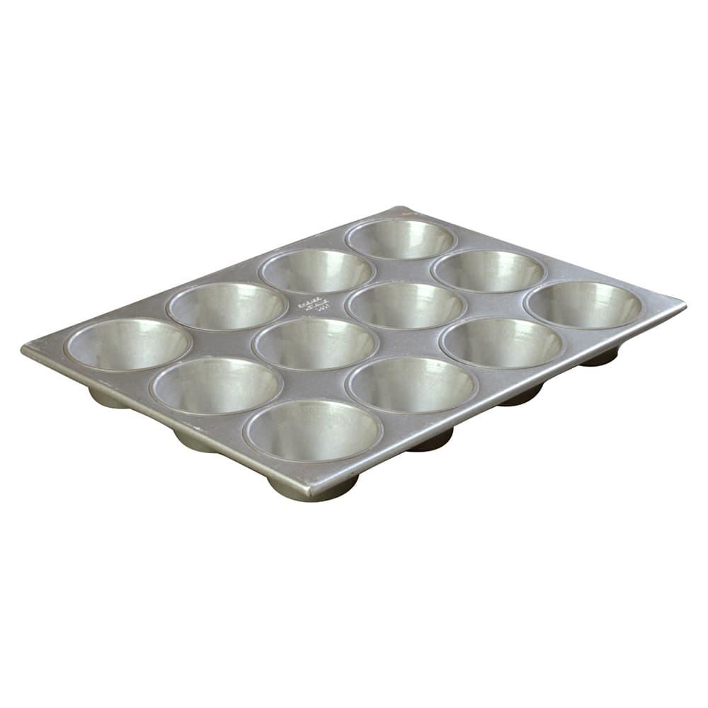 Carlisle 601837 Cupcake Pan w/ (12) 6 oz Cup Capacity, Aluminized Steel