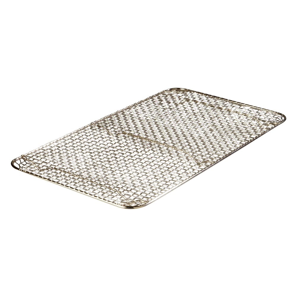 Carlisle 602202 Drain Grate for Full Size Pans, Chrome Plated