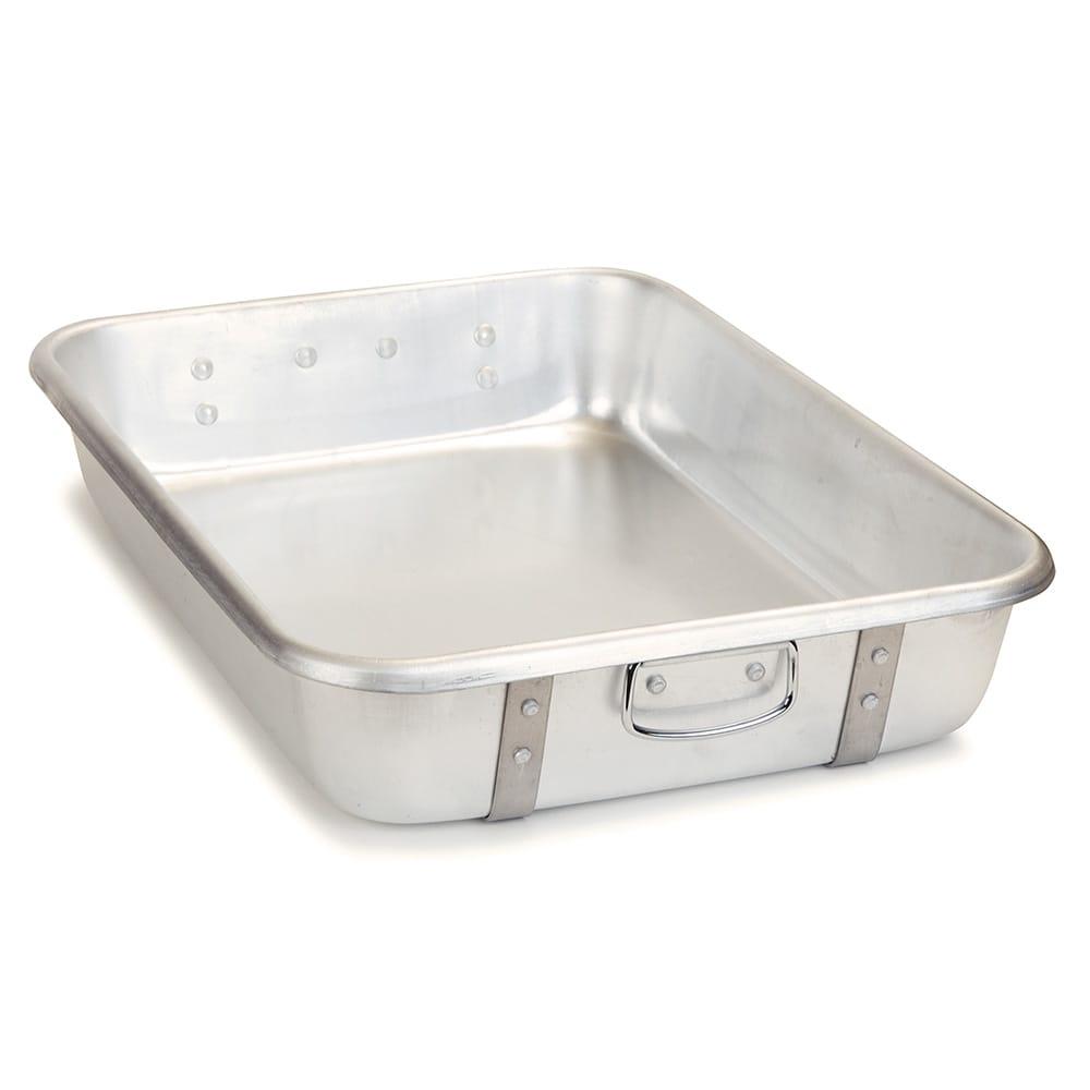 """Carlisle 60344 26-qt Roast Pan - 24"""" x 18"""" x 4.5"""", Aluminum"""