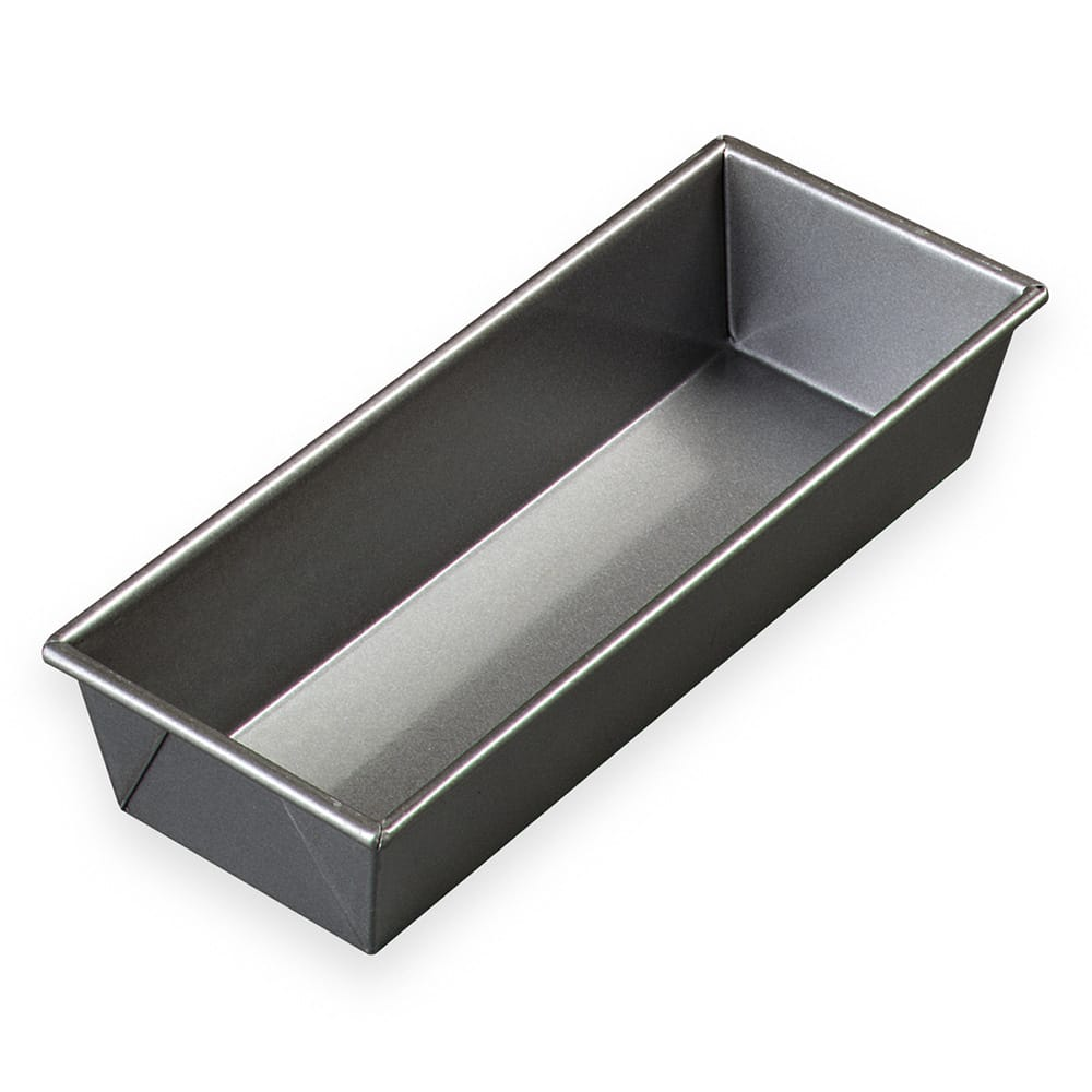 Carlisle 604174 1.5 lb Loaf Bread Pan w/ 73.8 oz Capacity, Aluminized Steel