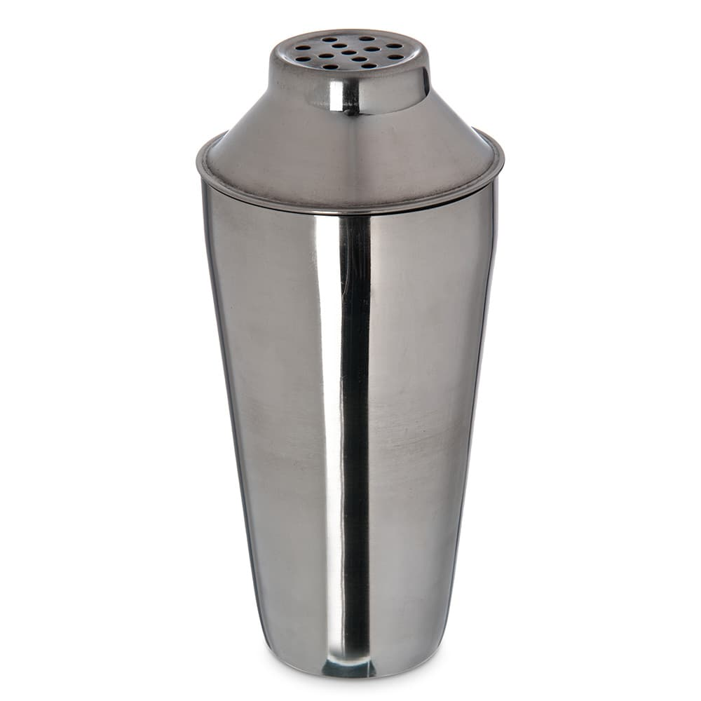 Carlisle 608600 30 oz Cocktail Shaker - Mirror-Finish Stainless