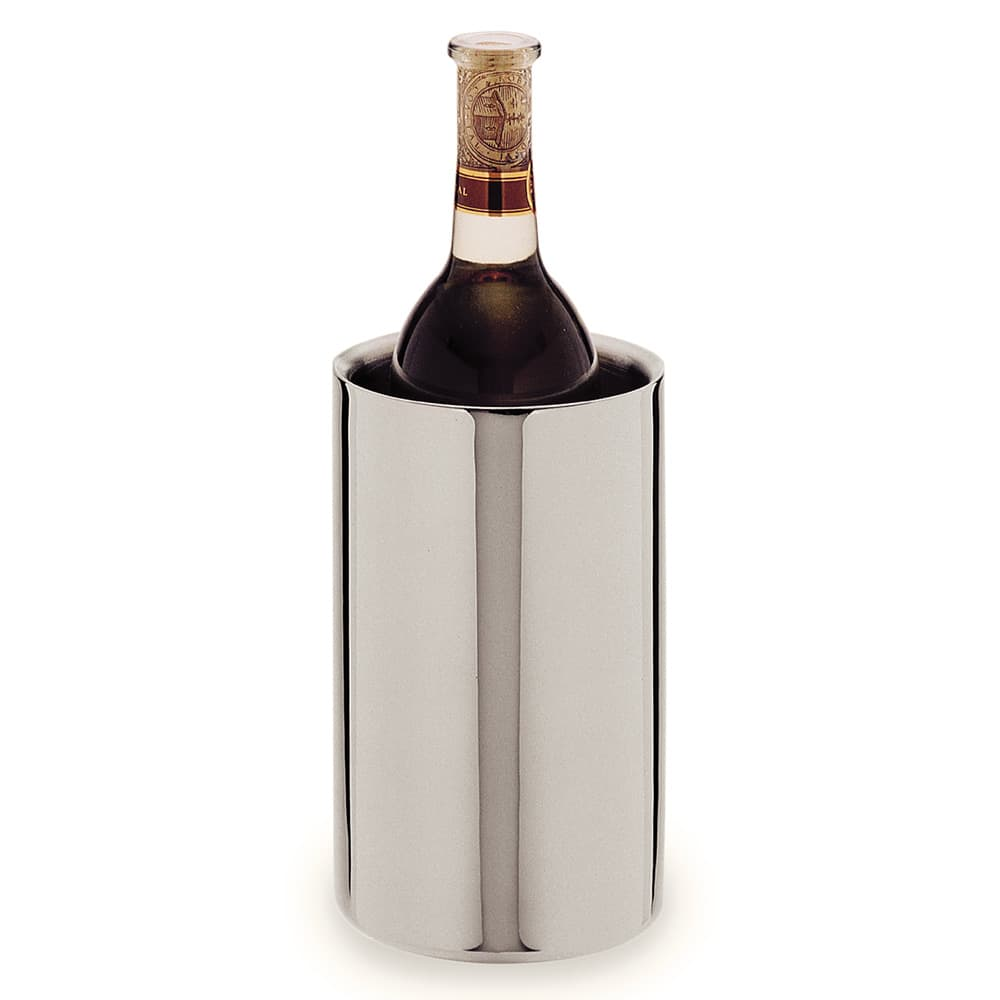 "Carlisle 609143 7.75"" Wine Cooler w/ 1 Bottle Capacity, Stainless"