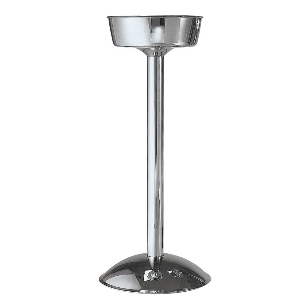 "Carlisle 609147 24""H Wine Bucket Stand w/ 1-Bucket Capacity, Stainless"