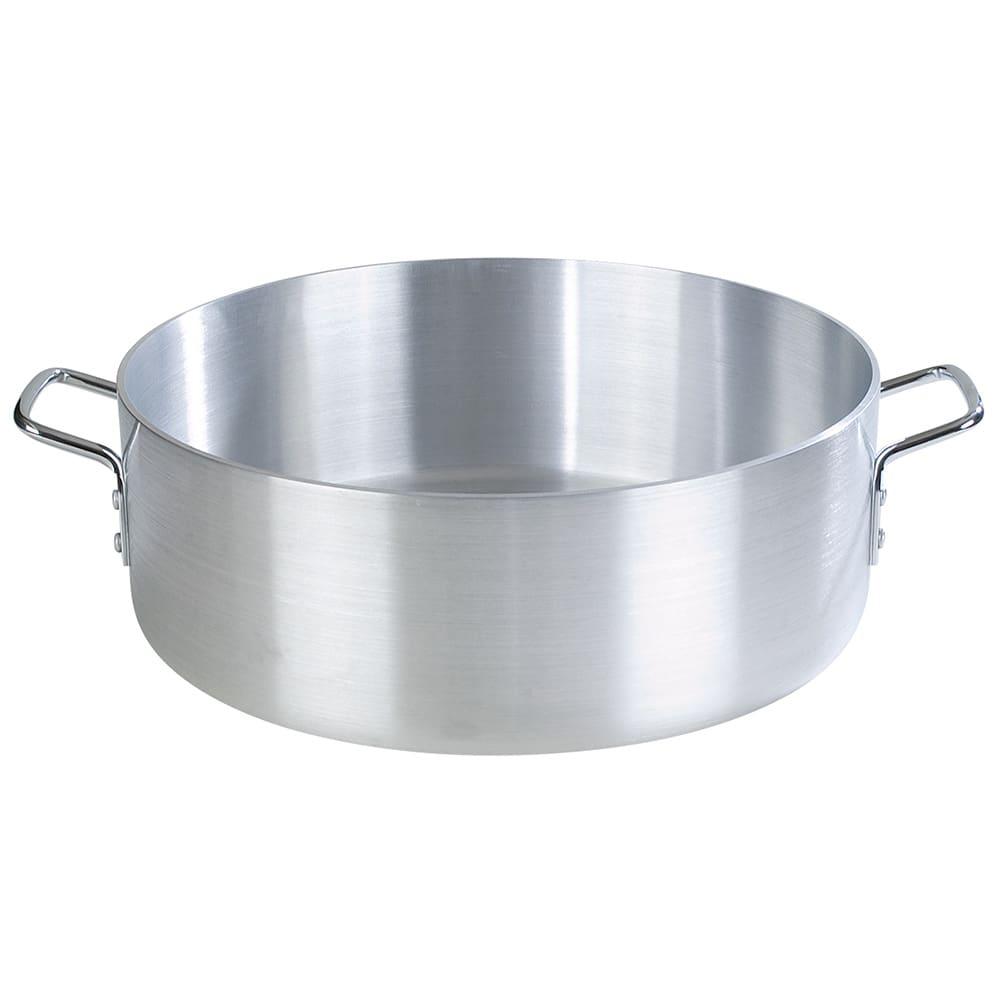 Carlisle 61125 25 qt Aluminum Braising Pot