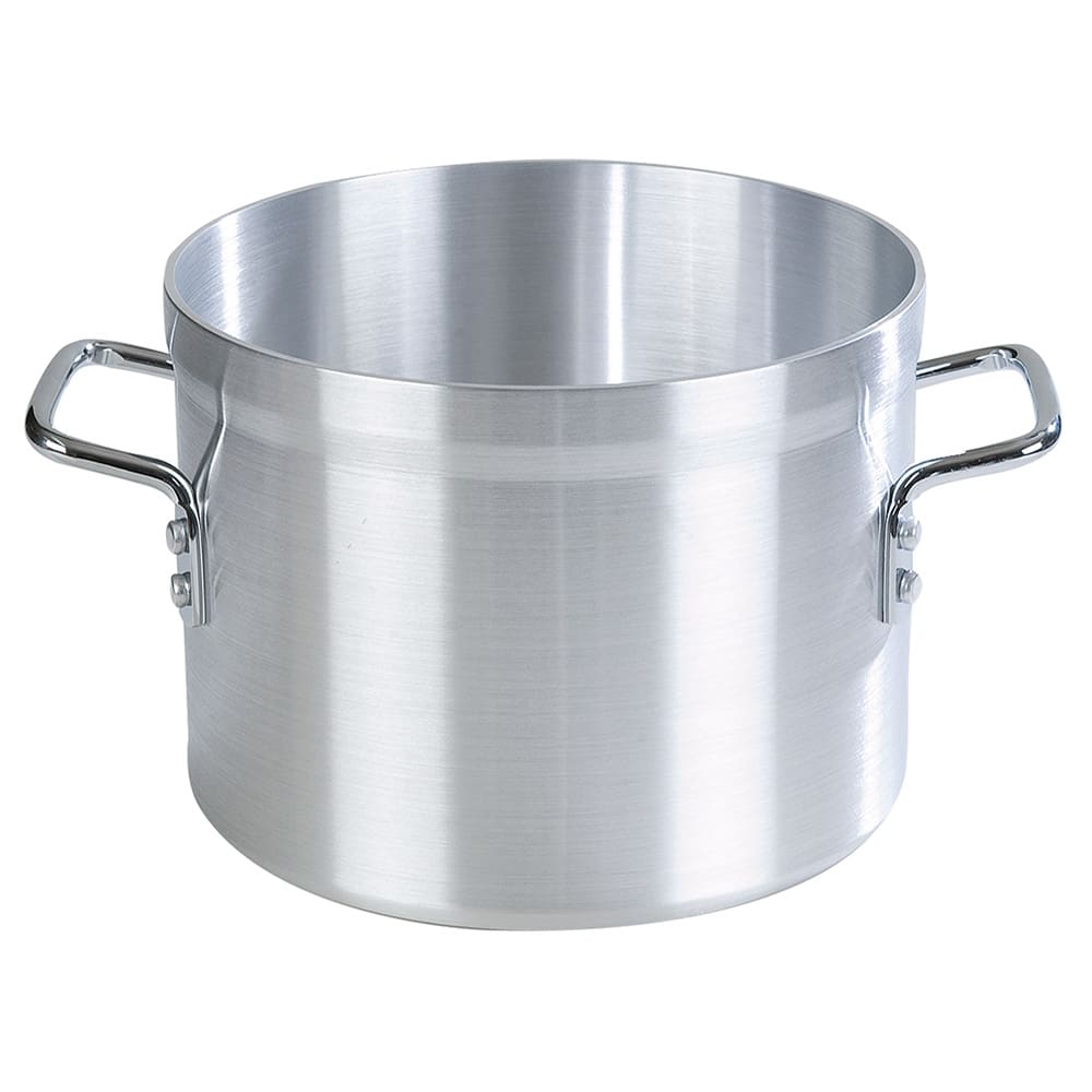 Carlisle 61210 10-qt Aluminum Stock Pot