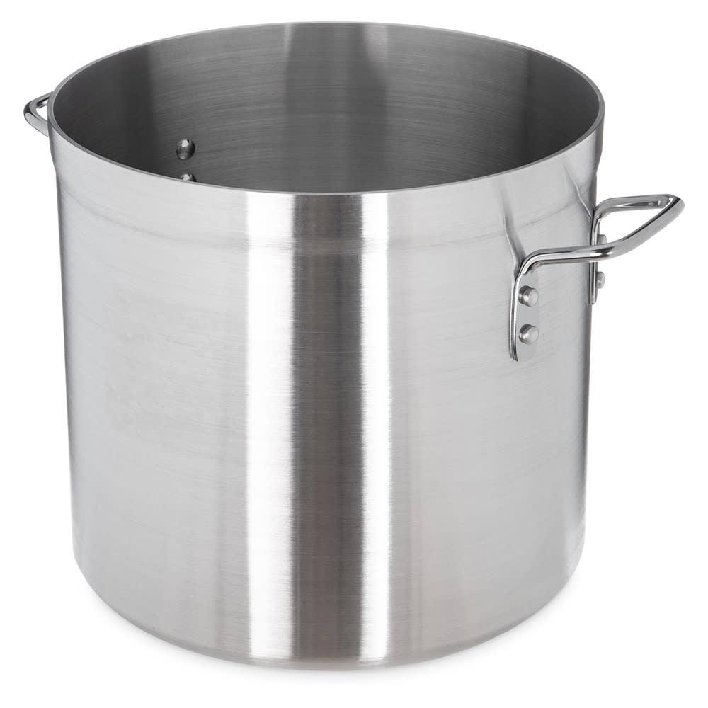 Carlisle 61224 24-qt Aluminum Stock Pot