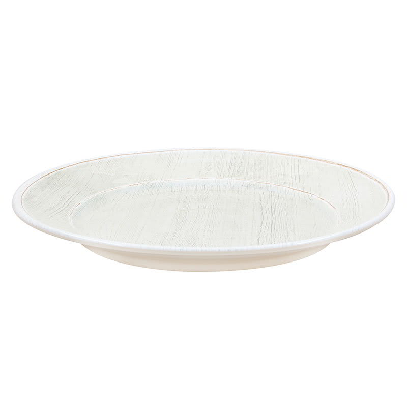 "Carlisle 6400446 12.5"" Grove Charger Plate - Melamine, Jade"