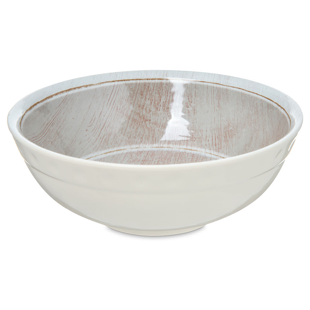 "Carlisle 6400570 6"" Round Soup Bowl w/ 20-oz Capacity, Melamine, Brown"