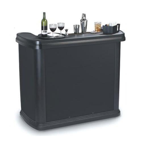 Carlisle 755103 Replacement Front Panel - Maximizer Bar, Black