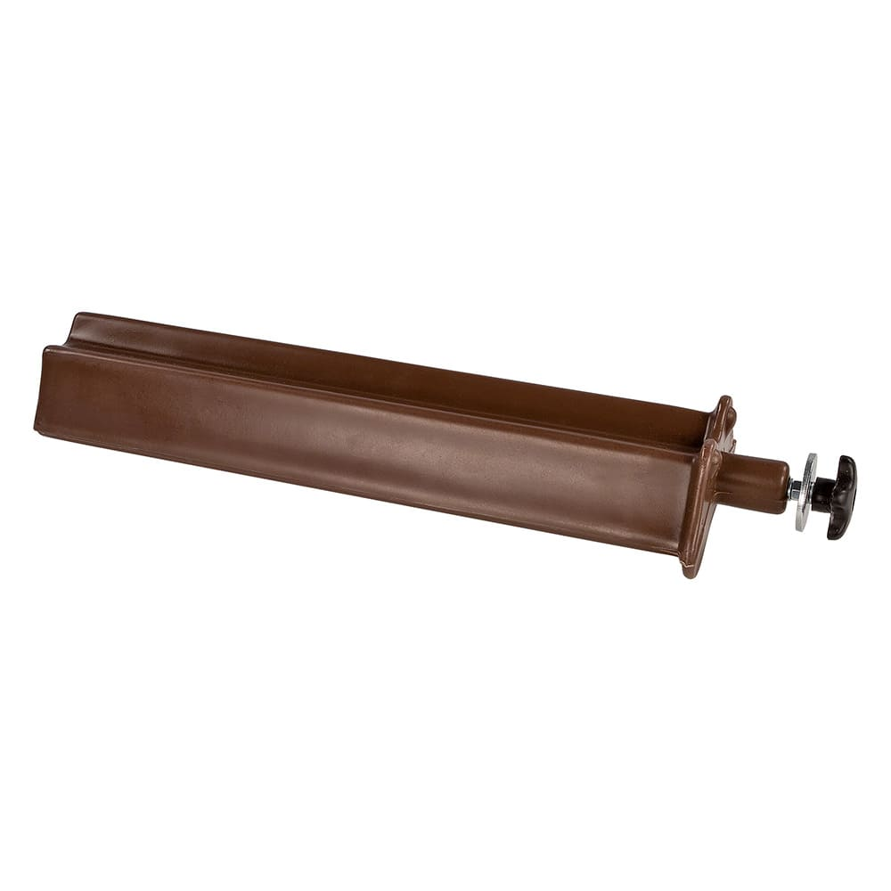 Carlisle ADDD01 Dish Dolly Replacement Divider, Polyethylene, Brown