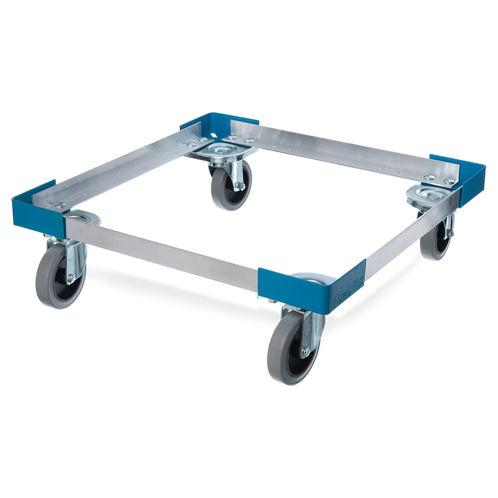 Carlisle C2220A14 Dolly for Dishwasher Racks w/ 300-lb Capacity