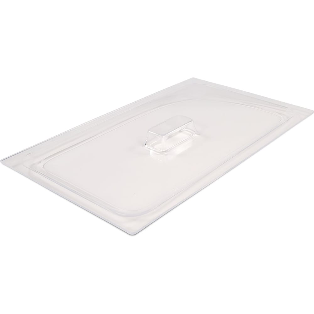 Carlisle CM112507 Coldmaster Full Size Food Pan Lid - Clear