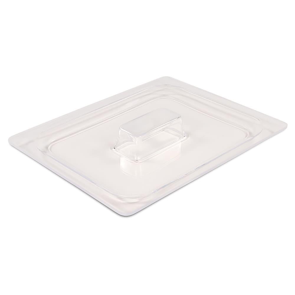 Carlisle CM112607 Coldmaster Half Size Food Pan Lid - Clear