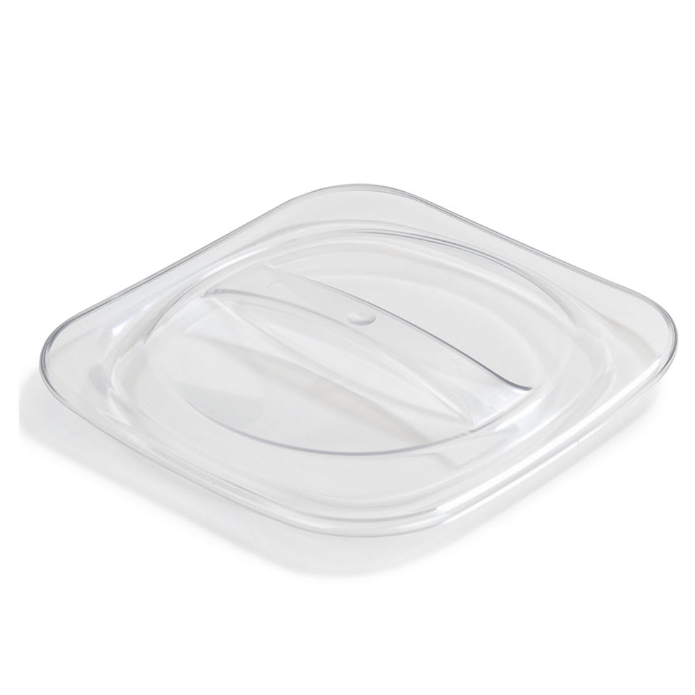 Carlisle CM140507 Lid for Coldmaster® 2 qt Crocks - Polycarbonate, Clear