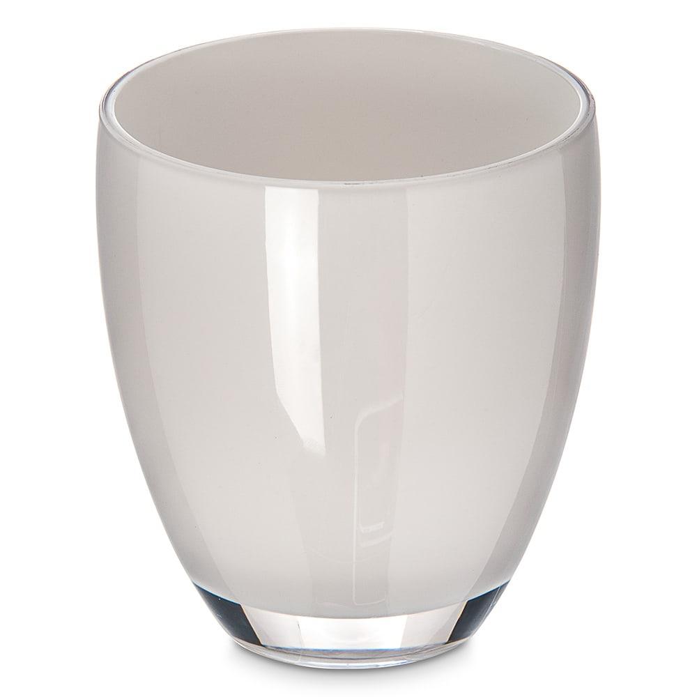 Carlisle EP5002 14-oz Double Old Fashioned Glass - Plastic, White