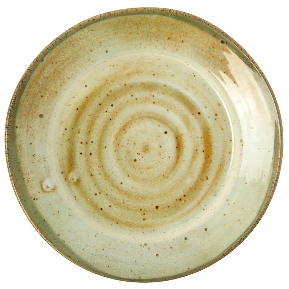 "Carlisle GA5501370 12.5"" Round Charger Plate - Melamine, Adobe"