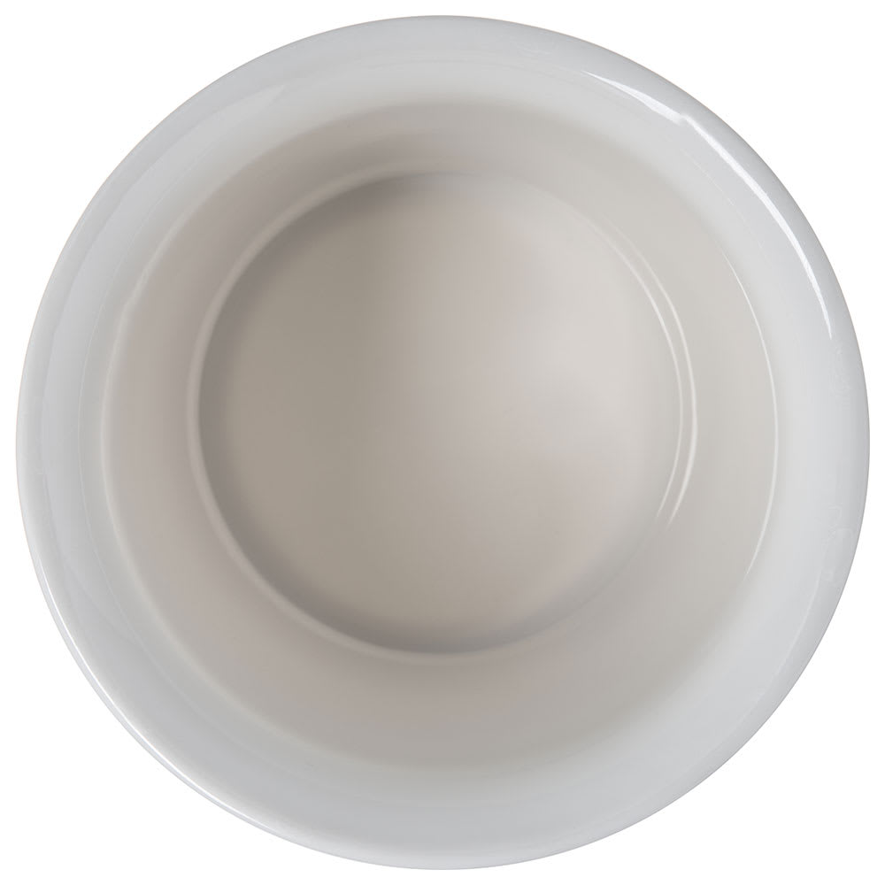 Carlisle HAL0202 18 oz Halcyon Appetizer Cup - Melamine, Bone