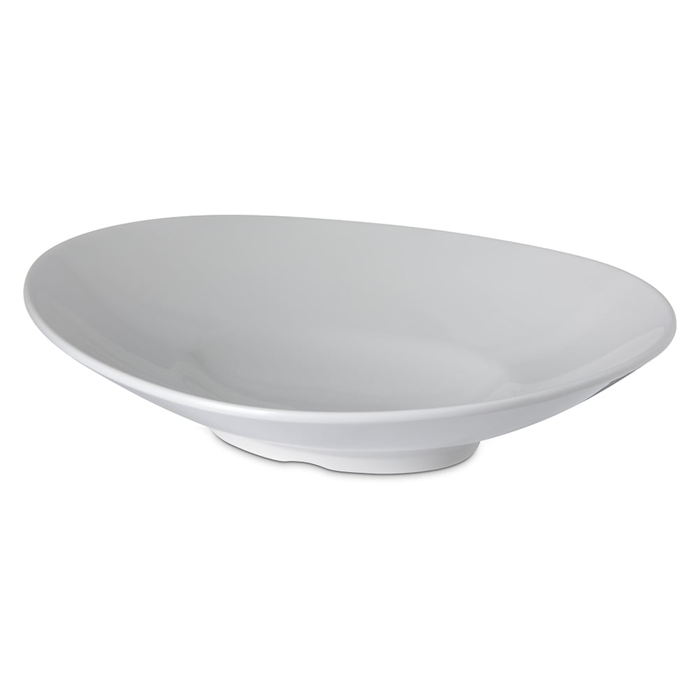 Carlisle HAL0302 16 oz Halcyon Pasta Bowl - Melamine, Bone