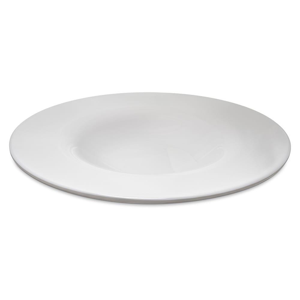 Carlisle HAL0402 6-oz Halcyon Pasta Bowl - Melamine, Bone