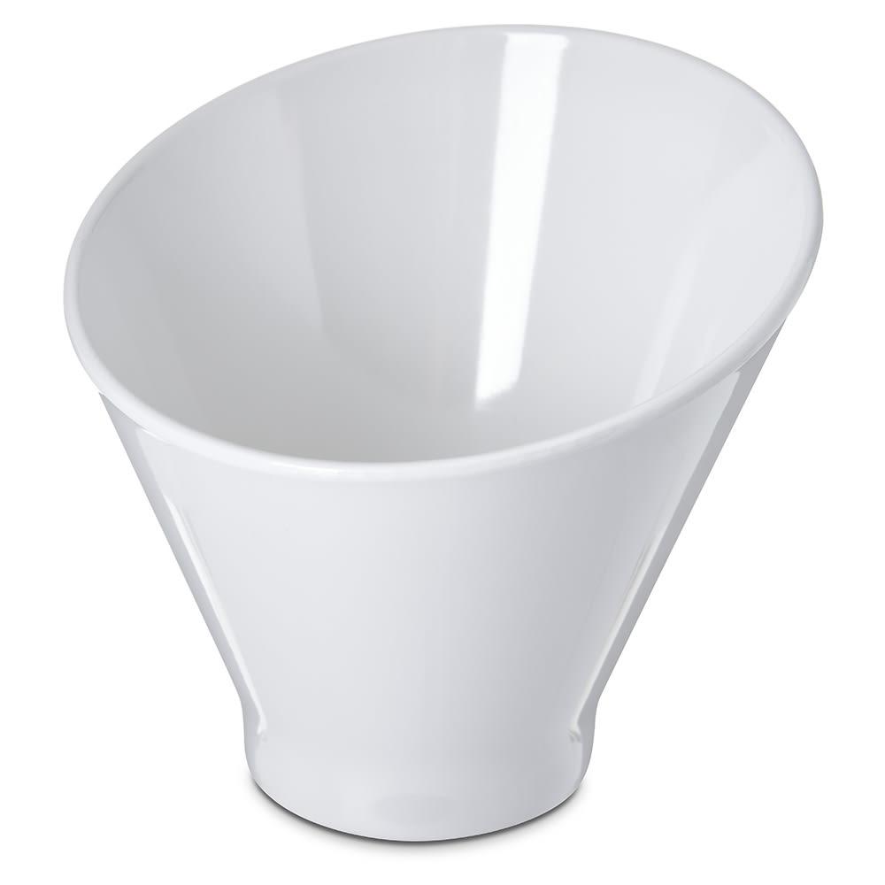 Carlisle HAL0502 11 oz Halcyon Appetizer Cup - Melamine, Bone