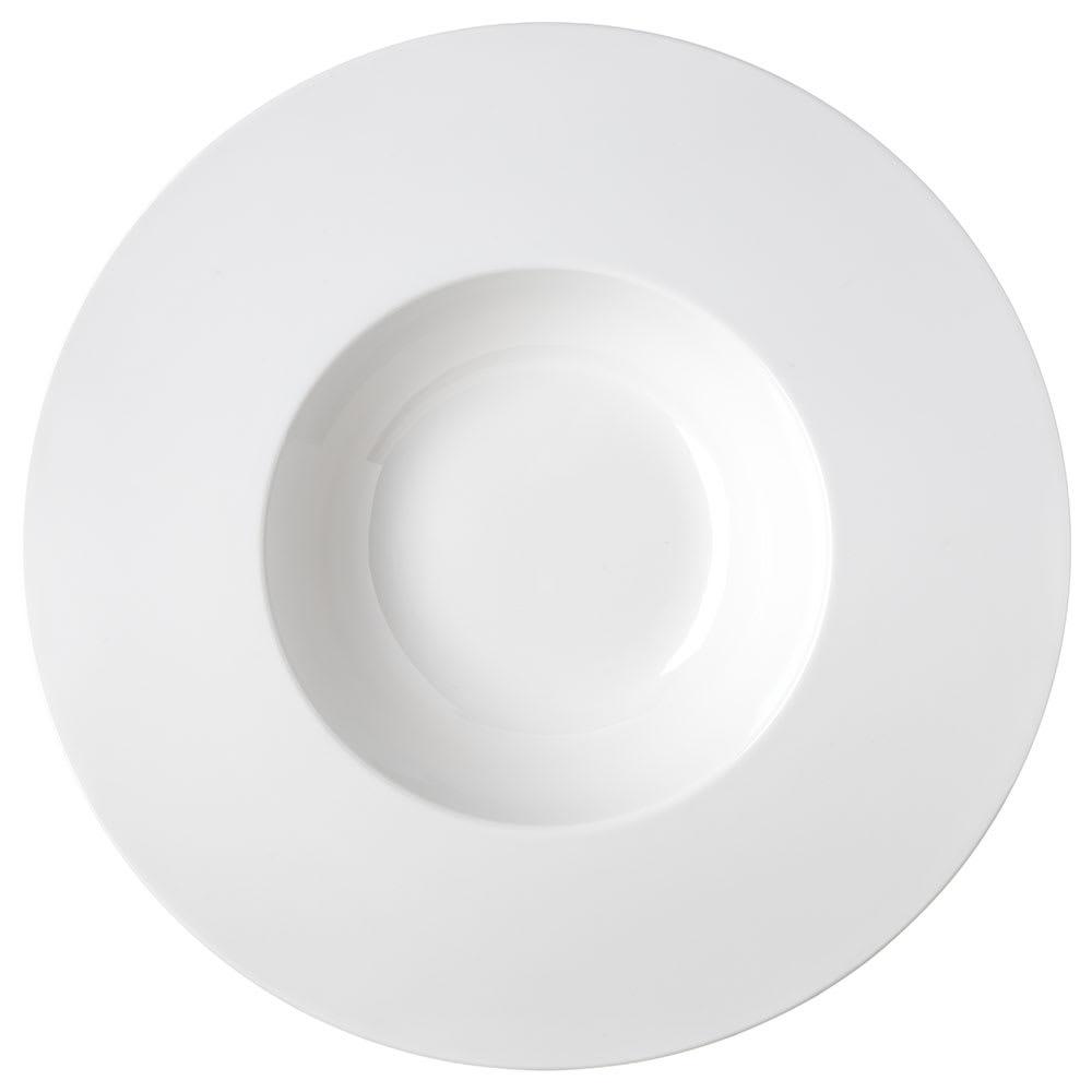 Carlisle HAL2202 8-oz Halcyon Top Hat Pasta Bowl - Melamine, Bone