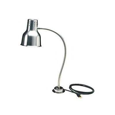 "Carlisle HL819500 Flexiglow Heat Lamp w/ 1-Bulb 39"" Arm, Aluminum Alloy, 110-120v"