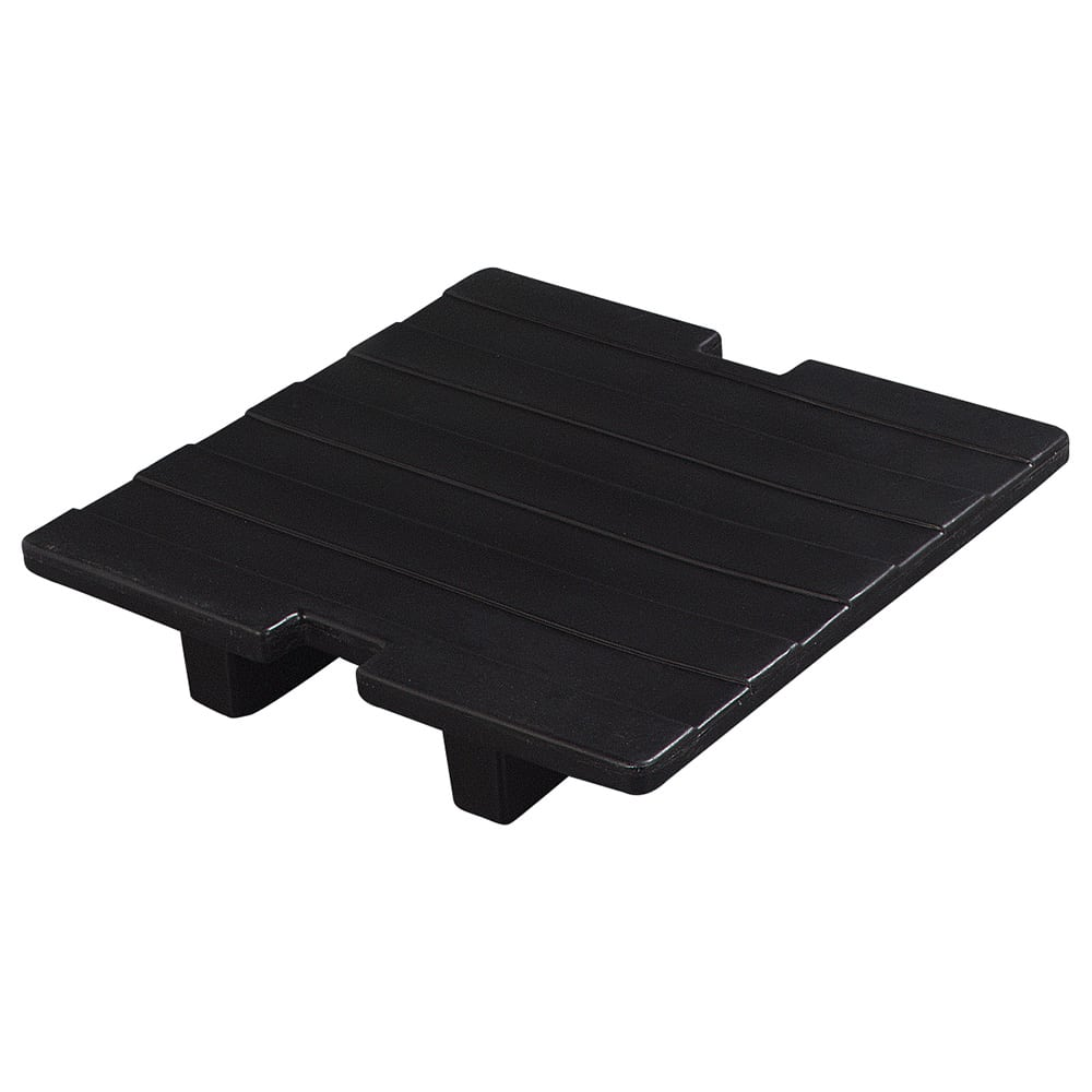 Carlisle IC2250S03 Ice Caddy Shelf - Black