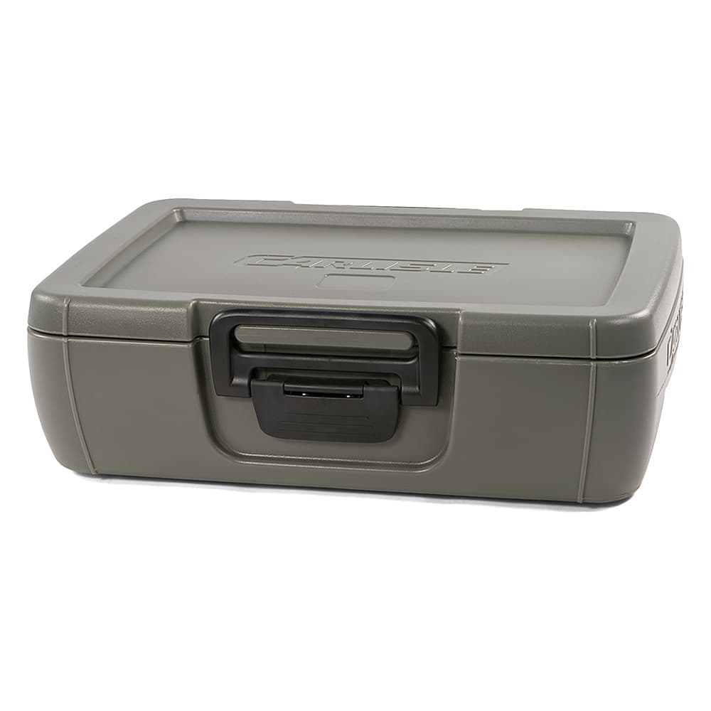 Carlisle IT14062 12-qt Cateraide Top Loading Insulated Food Carrier - Olive Green