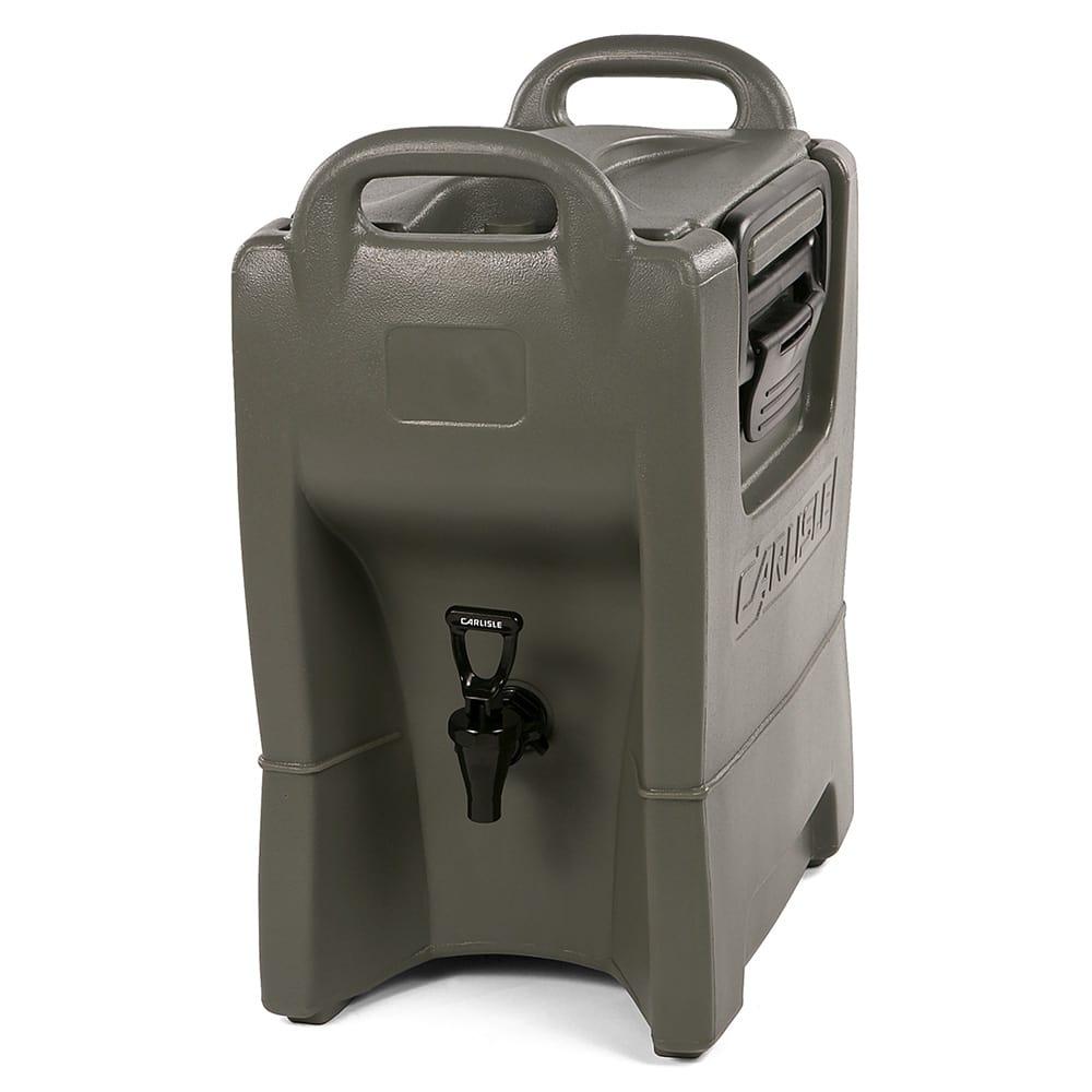 Carlisle IT25062 2.5-gal Cateraide Insulated Beverage Dispenser - Olive Green