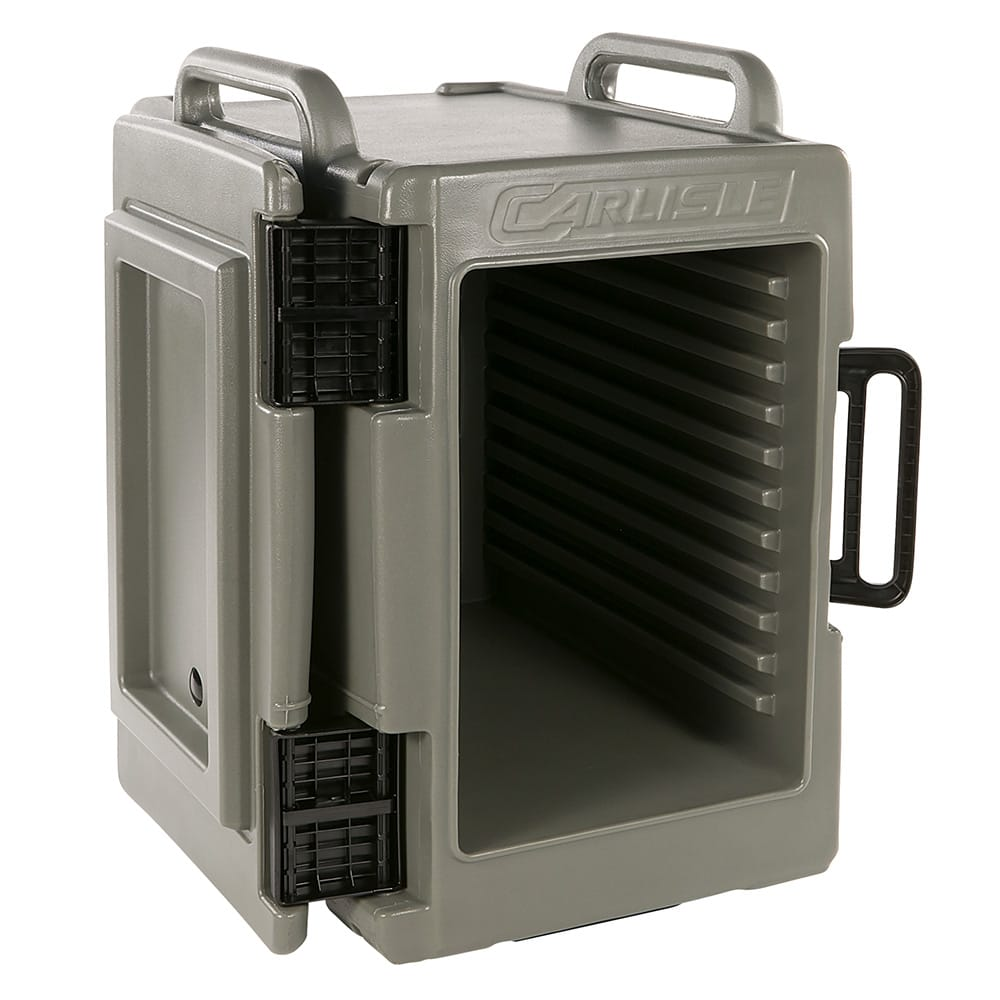 Carlisle IT40062 Cateraide™ Insulated Food Carrier - 60 qt w/ (6) Pan Capacity, Green