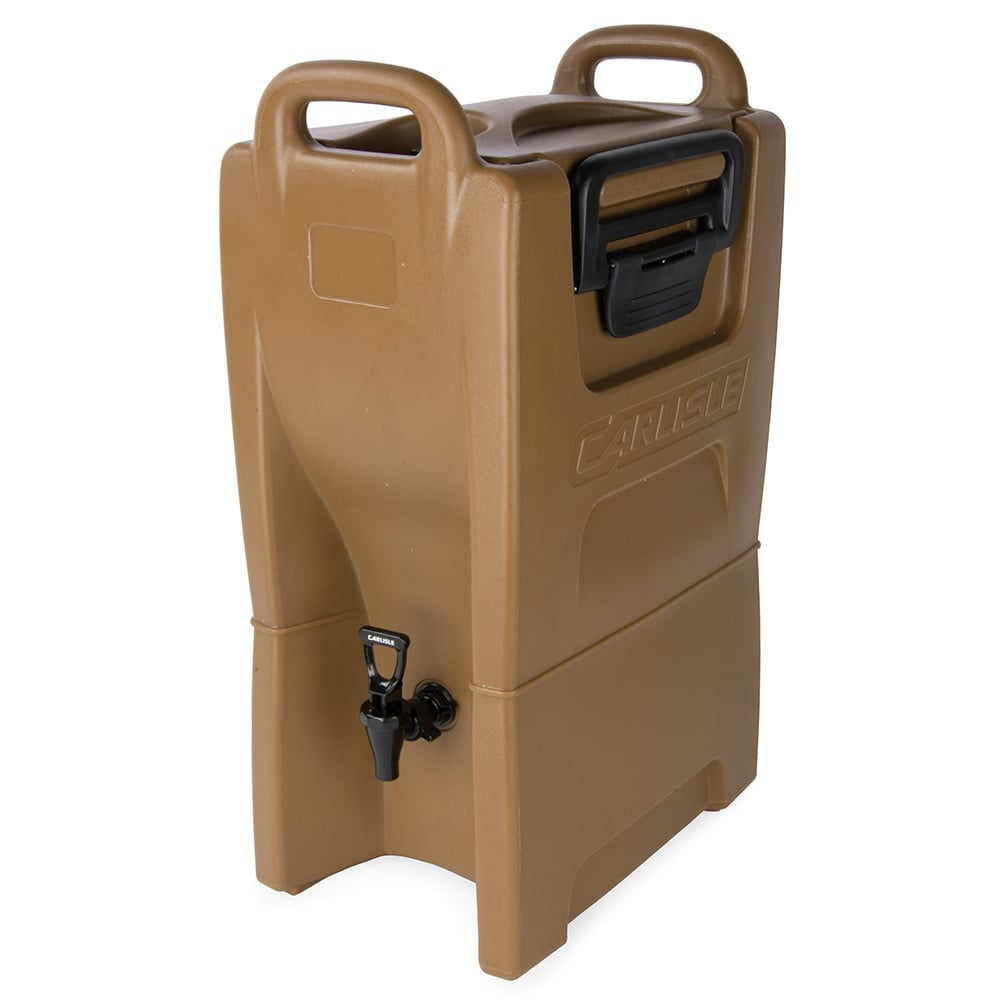 Carlisle IT50043 5-gal Cateraide Insulated Beverage Dispenser - Caramel