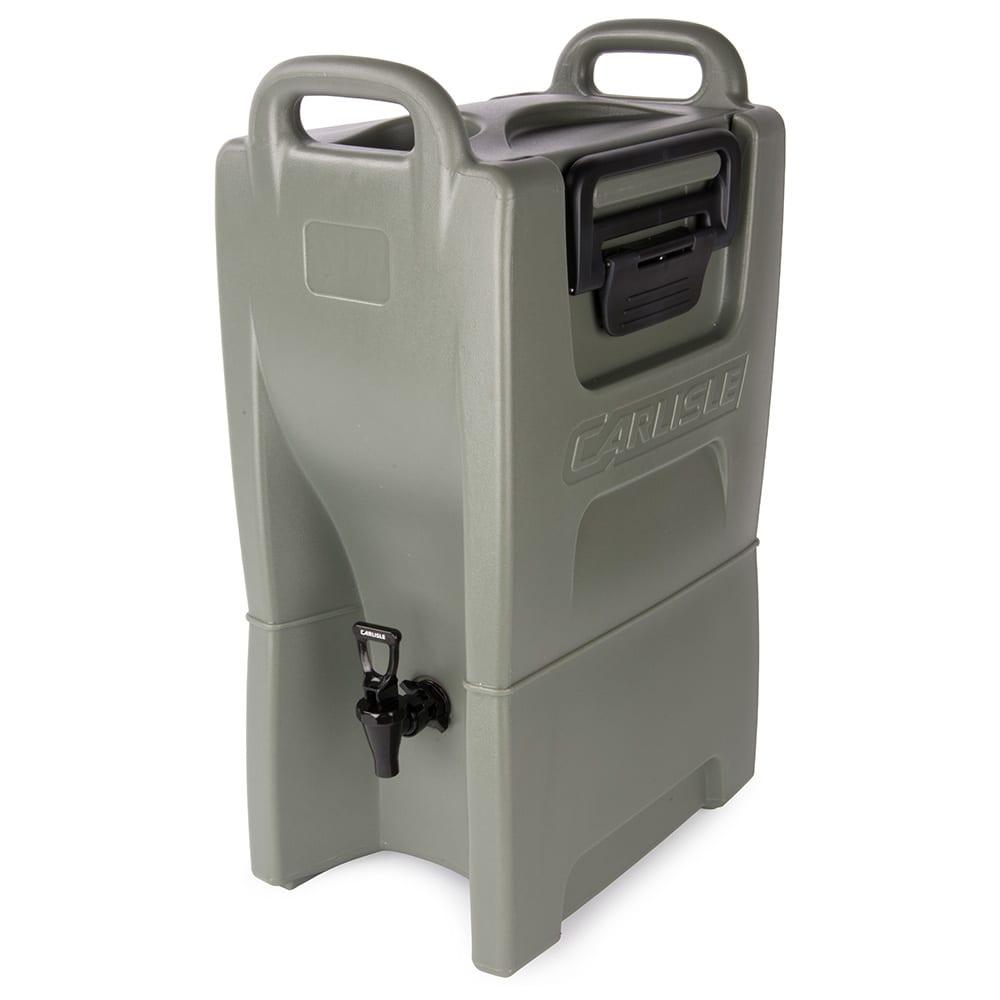 Carlisle IT50062 5-gal Cateraide Insulated Beverage Dispenser - Olive Green