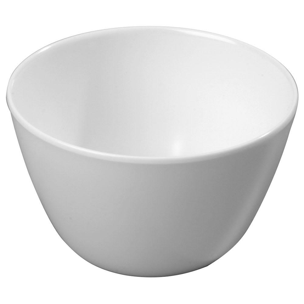 Carlisle KL35002 8-oz Bouillon Cup - Melamine, White
