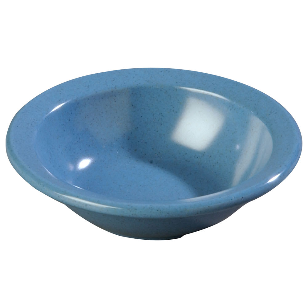 "Carlisle KL92892 4.25"" Round Fruit Bowl w/ 4.75 oz Capacity, Melamine, Sandshades"