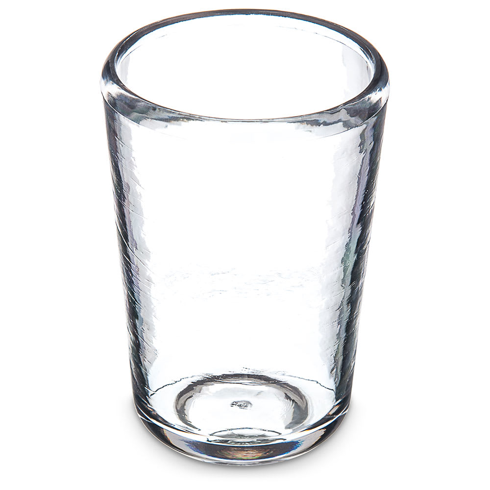 Carlisle MIN544107 6 oz Juice Glass - Tritan Plastic, Clear