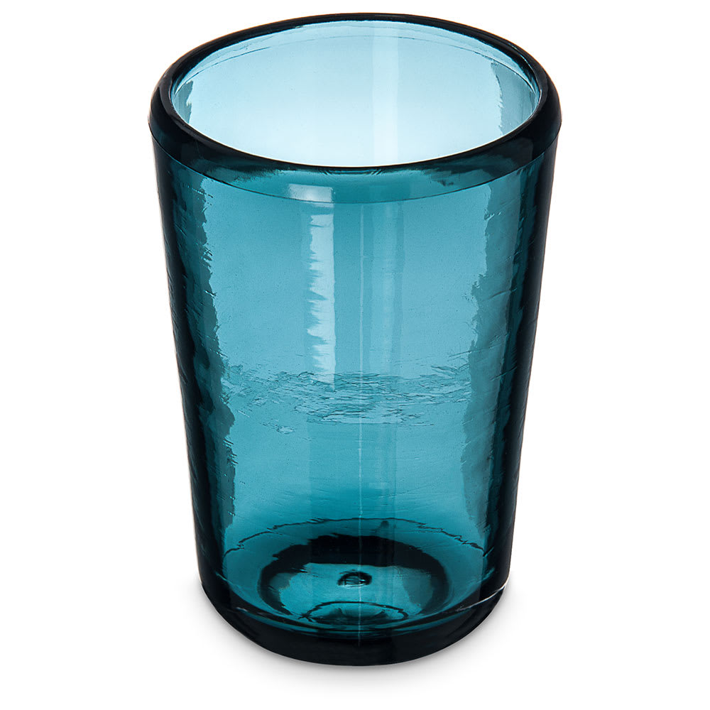 Carlisle MIN544115 6 oz Mingle Juice Glass - Tritan Plastic, Teal