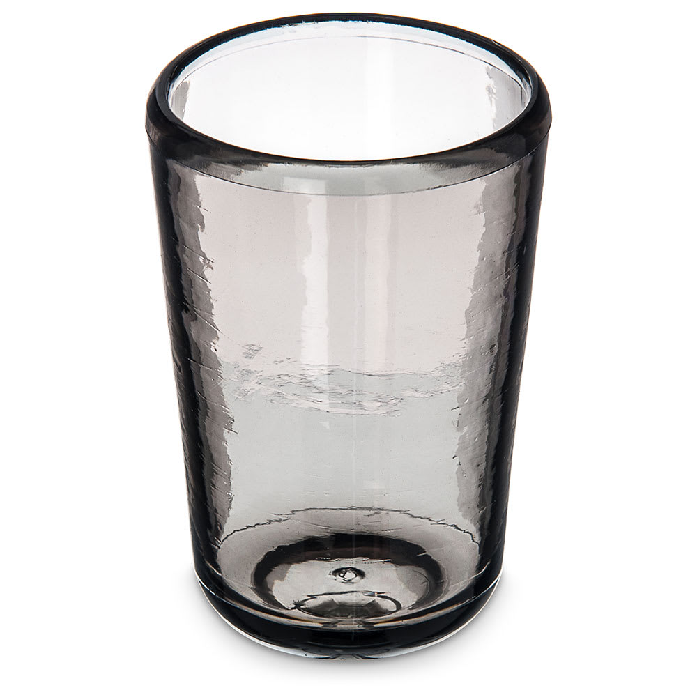 Carlisle MIN544118 6-oz Juice Glass - Tritan Plastic, Smoke Gray