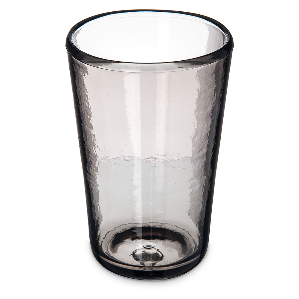 Carlisle MIN544218 19-oz Hi-Ball Glass - Tritan Plastic, Smoke Gray