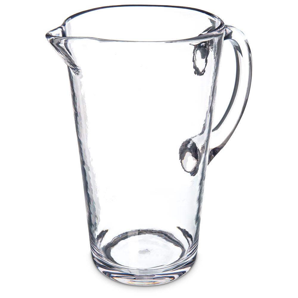 Carlisle MIN544307 74-oz Pitcher - Plastic, Clear