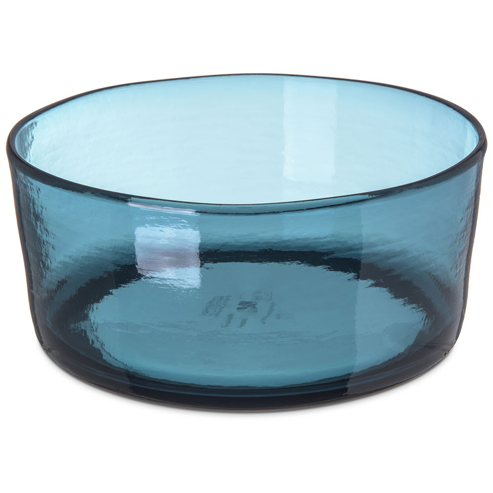 Carlisle MIN544615 5-qt Mingle Serving Bowl - Melamine, Teal
