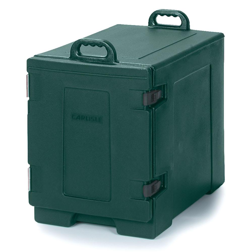 Carlisle PC300N08 End Load Food Carrier w/ (5) Pan Capacity, Polyethylene, Forest Green