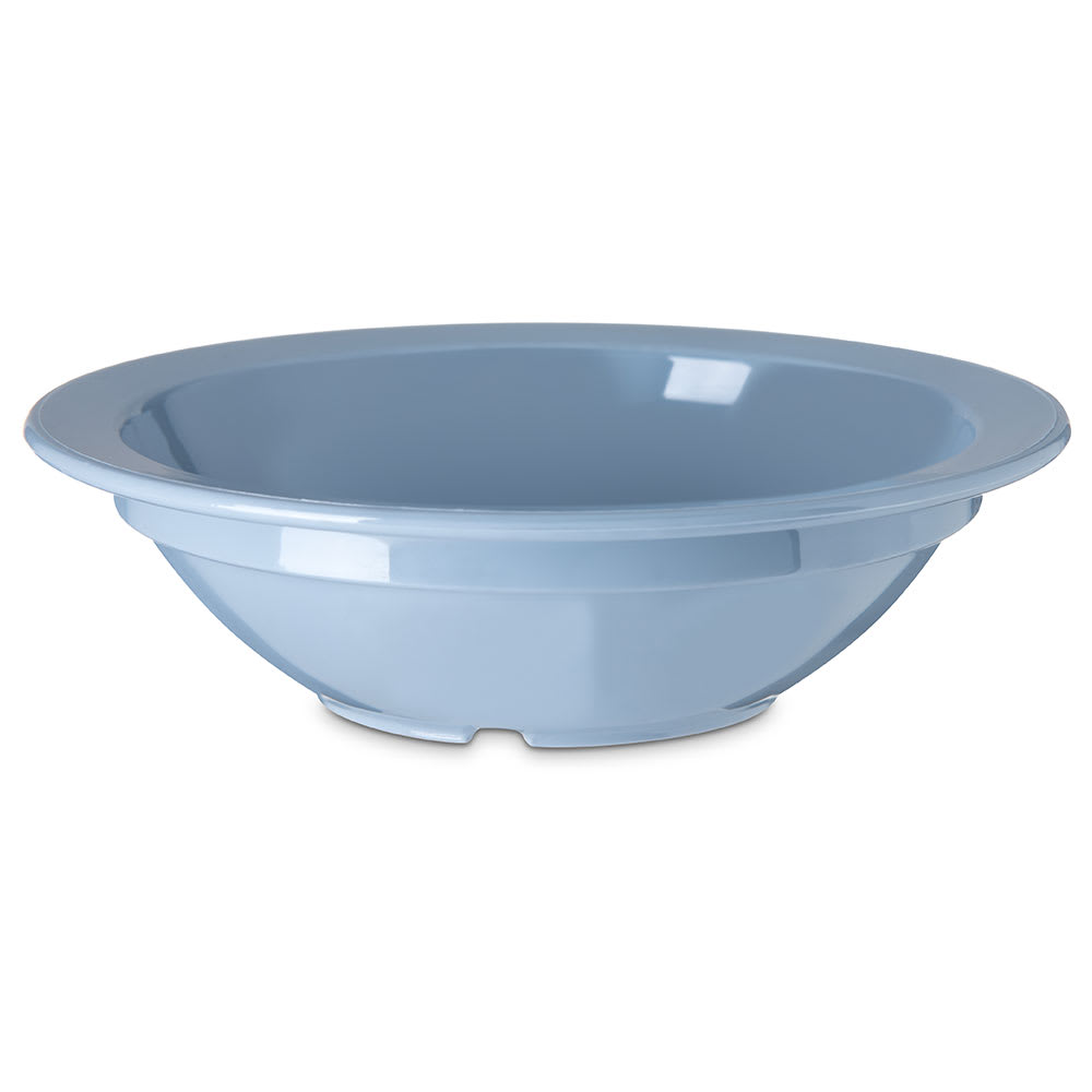 "Carlisle PCD30559 3.5"" Round Fruit Bowl w/ 5 oz Capacity, Polycarbonate, Slate Blue"
