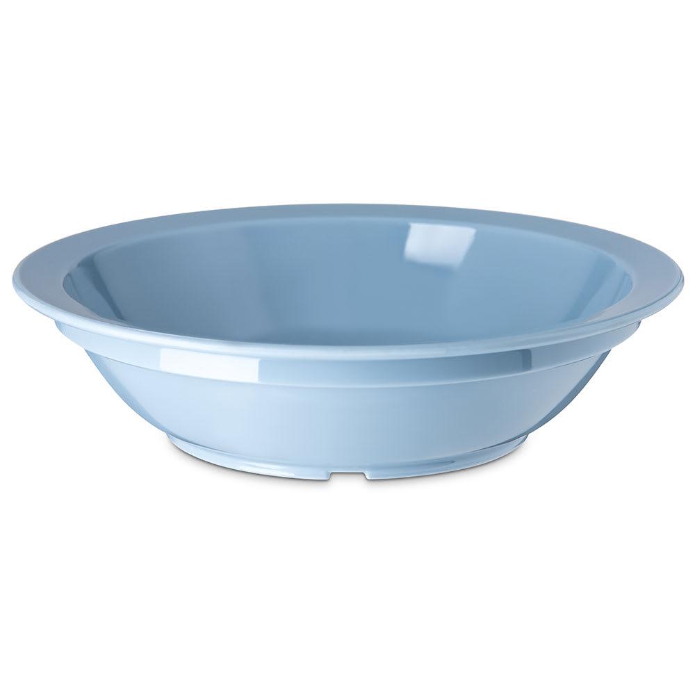 "Carlisle PCD31359 6"" Round Grapefruit Bowl w/ 10-oz Capacity, Polycarbonate, Slate Blue"