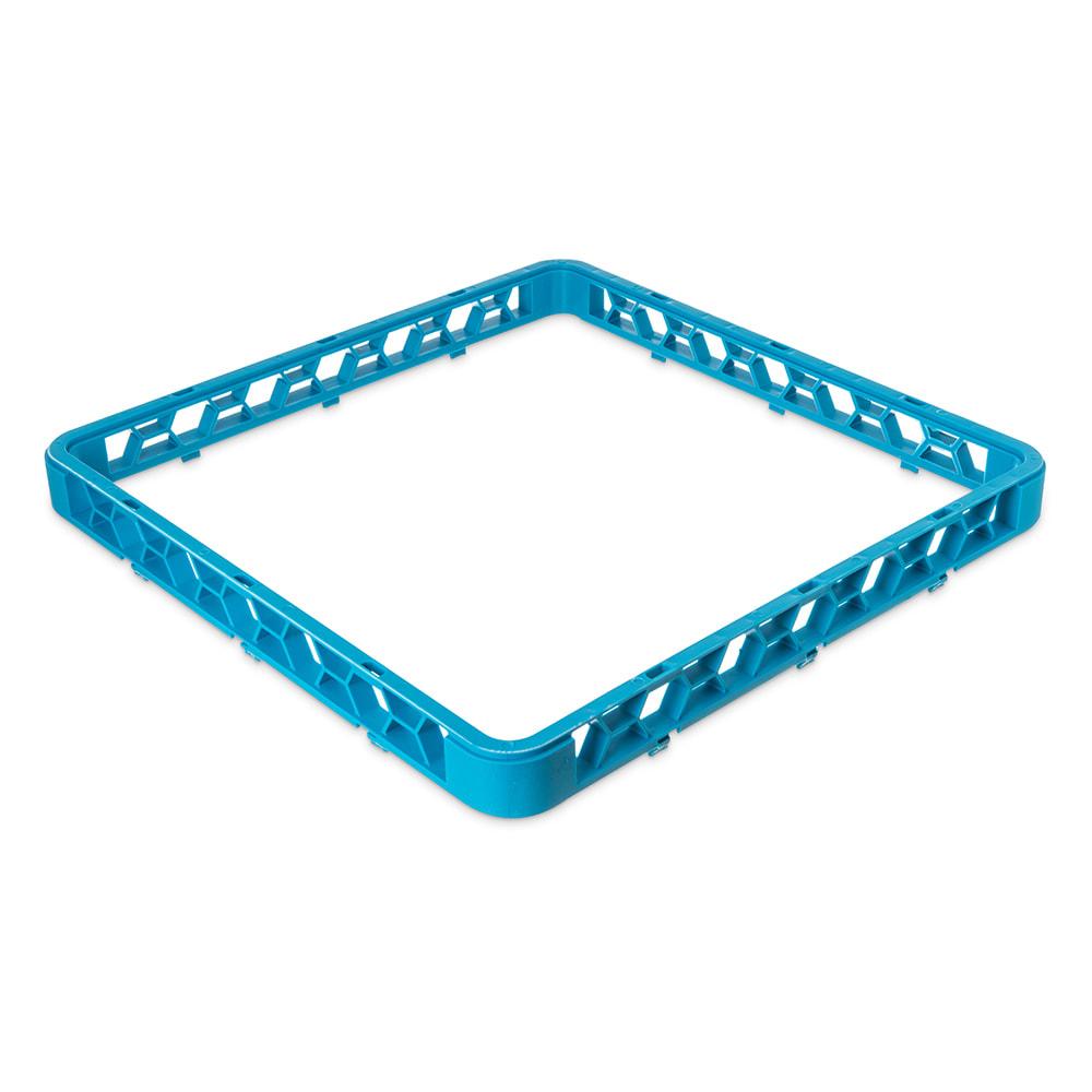 Carlisle RE14 Full-Size Open Glass Rack Extender - Polypropylene, Blue