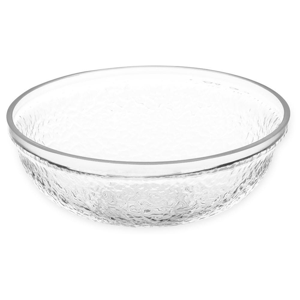 "Carlisle SB6607 6"" Round Salad Bowl w/ .5-qt Capacity, Acrylic, Clear"
