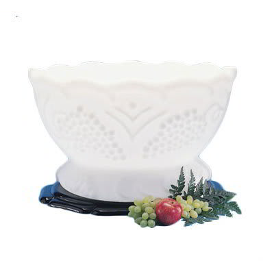 Carlisle SGR102 Ice Sculpture Mold, Grecian Bowl