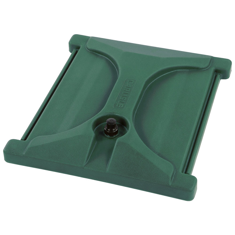 Carlisle XT10001LG08 Cateraide Lid Assembly - (XT1000) Forest Green