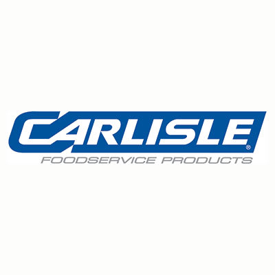Carlisle XT1468L08 Cateraide Lid Assembly - (XT1400/1600/1800) Forest Green
