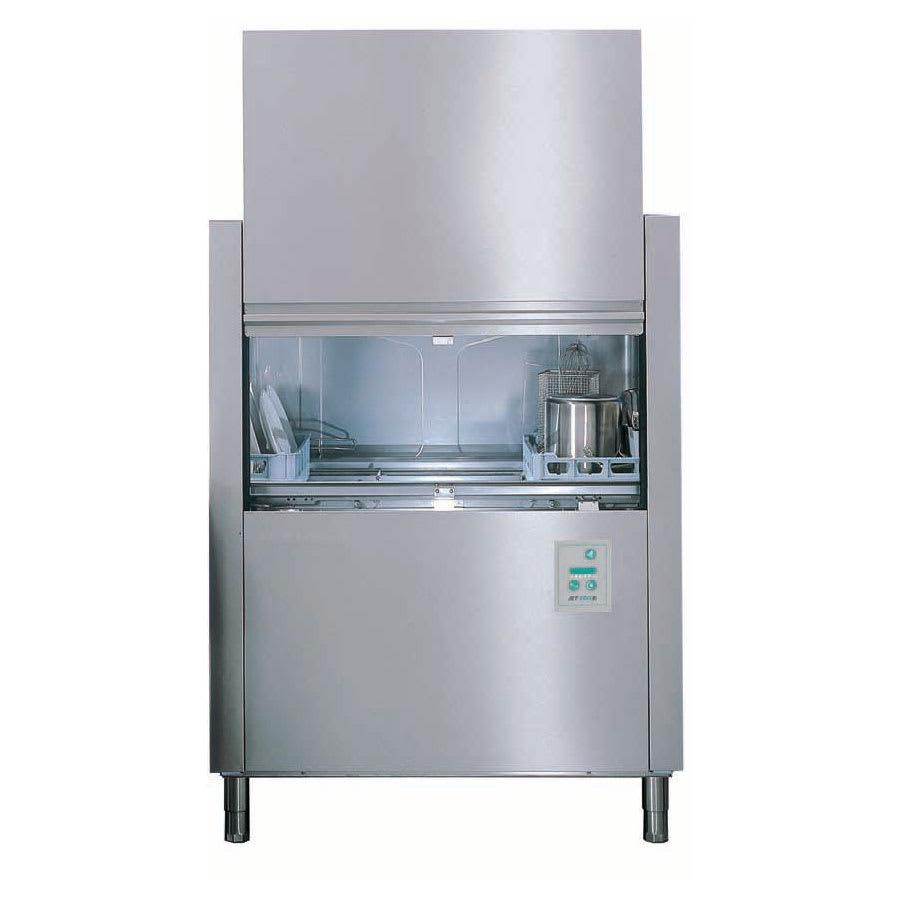 "Jet Tech FX-44 74.44"" High Temp Conveyor Dishwasher w/ Booster Heater, 208v/3ph"