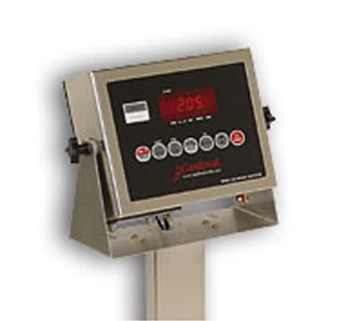 Detecto 205 Digital Weight Indicator for Floor Hugger Models w/ 0.6-in LCD Display